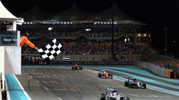Hamilton castiga la Abu Dhabi, dar pierde titlul mondial! Nico Rosberg, NOUL CAMPION MONDIAL! | Button abandoneaza in ultima cursa din cariera