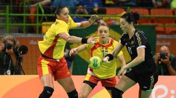 Romania 24-29 Ungaria in finala de la Trofeul Carpati! Ultimul meci pentru Aurelia Bradeanu la nationala