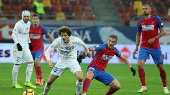 Au venit degeaba! Un club din Premier League si-a trimis scouterii la Steaua - Botosani! Englezii se intorc la derby-ul cu Dinamo