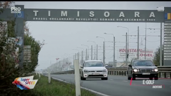 VIDEO Cat te costa drumul de la Bucuresti la Timisoara cu o masina electrica. Super Speed, sambata, 10:30, ProTV!