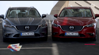 Mazda a lansat noua 6 in Romania. Cat costa limuzina japonezilor. VIDEO
