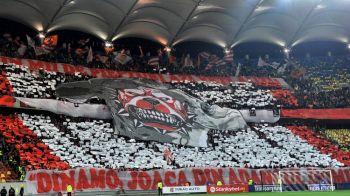 UPDATE | 20.000 de bilete vandute de Dinamo pentru derbyul cu Steaua. Circa 2.600 mai sunt disponibile la PCH