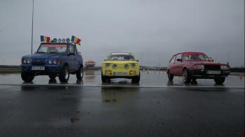 Sarbatorim romaneste! Intreceri nebune cu ARO, Dacia 1100 si Oltcit intr-o editie speciala Super Speed, sambata, 10:30, ProTV