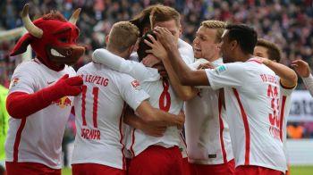 Nu mai e Leicester, dar e Leipzester. A doua minune a ultimului an devine tot mai serioasa: RB Leipzig, lider fara infangere in Bundesliga