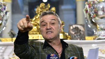"""""""M-a sunat Borcea, plangea la telefon. Mi-a zis ca poate sa moara in orice moment!"""" Gigi Becali, anunt socant despre fostul conducator al lui Dinamo"""