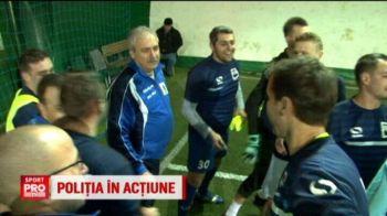 """Oltenii au in dinamovisti cei mai mari dusmani, dar au in oras echipa Dinamo Craiova! Cum se descurca echipa politistilor, antrenati de """"Del Bosque"""". VIDEO"""