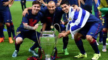 Barcelona isi schimba culorile din sezonul viitor. PREMIERA: in ce tricouri vor juca Messi si Neymar din 2017 | FOTO