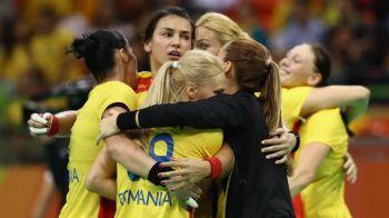 MAGNIFICELE ROMANCE! Romania zdrobeste campioana olimpica in ultimele 7 minute. Romania 22-17 Rusia | Meciul decisiv e vineri cu Croatia (19:30)