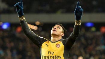 Oferta MONSTRUOASA pentru Alexis Sanchez! Chinezii ii dau 25 de milioane pe an ca sa plece de la Arsenal