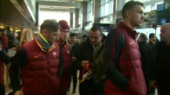 Bataie pe tricoul lui Totti! Un jucator de la Astra a apelat la Lobont ca sa fie sigur ca ajunge la el! VIDEO