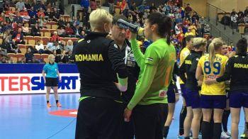 "EXCLUSIV! Reactia eroinei Denisa Dedu dupa victoria URIASA cu Rusia: ""Ma simt fabulos! Avem potential de mai bine!"""