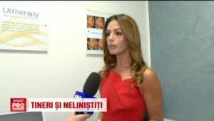 Dan Petrescu SCAPA de riduri! :) Ce aparat revolutionar a adus sotia lui in Romania
