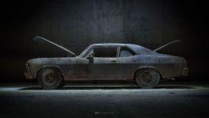O masina care te surprinde: Nu este ceea ce pare! - FOTO