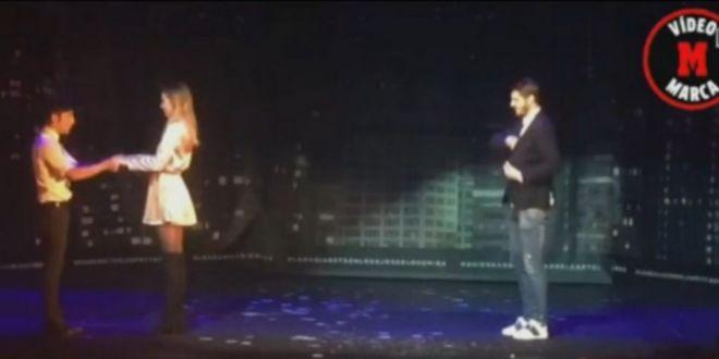 Un jucator de la Real a folosit un MAGICIAN ca sa-si ceara iubita in casatorie! Ce reactie a avut femeia