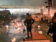 BREAKING NEWS! Explozie la stadionul lui Besiktas. Al Jazeera anunta ca sunt 15 morti. Imagini cutremuratoare