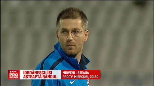 """Daca Edi Iordanescu vrea sa vina la Steaua, sa astepte la cotitura! De ce sa ma deranjeze ca se intalneste cu Gigi Becali?"""