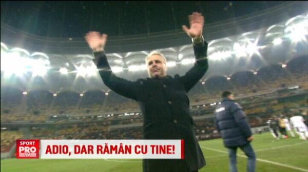 'Dupa doua zile de distractii si mese festive sa mergi sa bati Steaua... ar fi enorm!' Ce spune Sumudica inaintea derby-ului