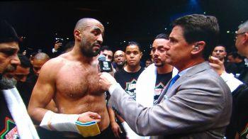 Diagnostic SOC pentru Badr Hari, dupa meciul controversat cu Rico.Ce i-a spus doctorul la spital, dupa ce s-a uitat la mana lui