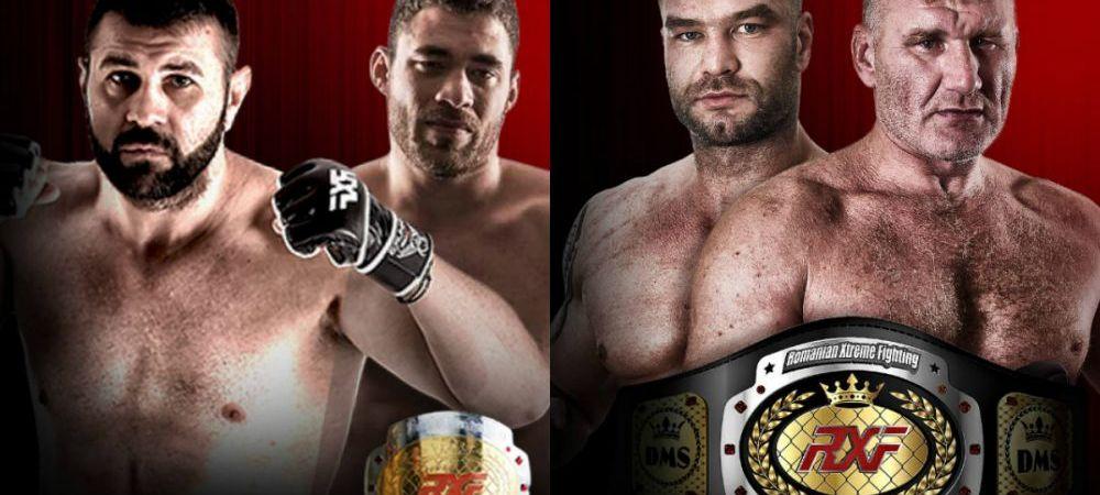 Preda si Tolea pot scrie istorie pentru MMA-ul din Romania. Se bat pentru titlul mondial pe 19 decembrie, in direct la Sport.ro
