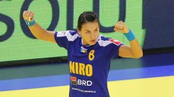 CN8, cea mai buna din Europa! Cristina Neagu a fost declarata cel mai bun inter stanga de la EURO si inclusa in echipa ideala