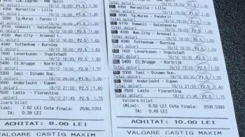 Mos Craciun a venit mai devreme pentru un parior roman: 18 lei jucati, 20.000 EURO castigati. FOTO