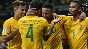 Neymar a fost invins! Cine este starul care a fost votat cel mai bun jucator brazilian