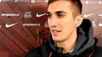 OFICIAL! Vatajelu a ajuns la Sparta Praga si a dat primul interviu! Ce i-a zis Tomas Rosicky in vestiar. VIDEO