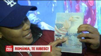 La Galati joaca o baschetbalista cu nume celebru: Janet Jackson! VIDEO