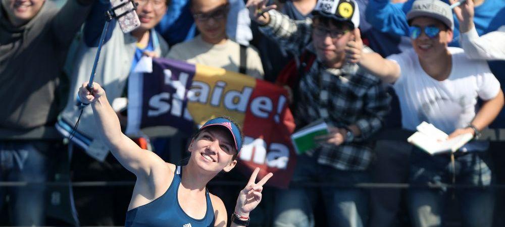 Halep - Siniakova 3-6, 6-4, 5-7. Halep, out in turul 2 la Shenzen!Set DRAMATIC pentru Simona in China. Si Serena a fost eliminata la Auckland de numarul 72 mondial