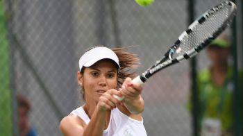 Cu Simona Halep eliminata, Romania are o jucatoare in finala de dublu de la Shenzhen!