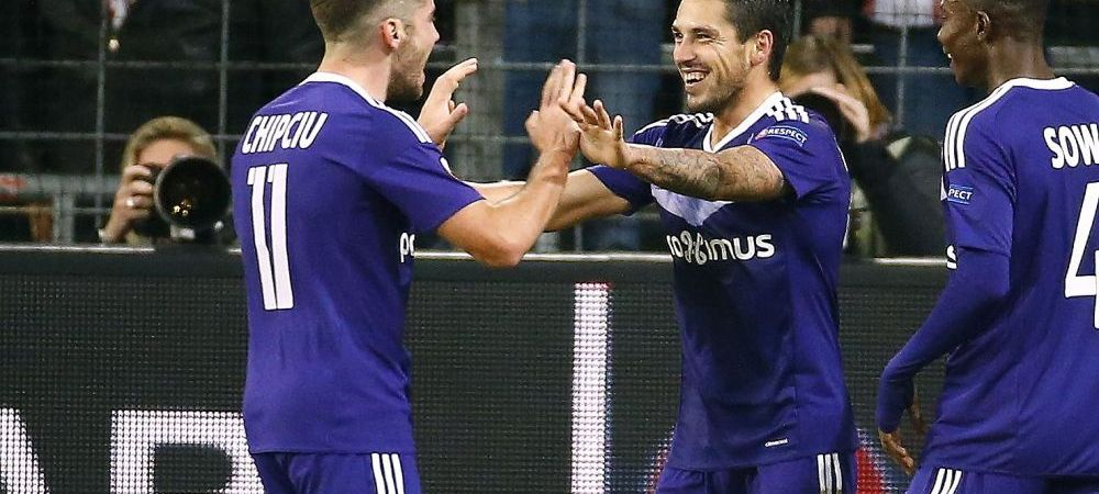 Intariri pentru Stanciu si Chipciu. Anderlecht tocmai ce a facut un transfer surprinzator din Ligue 1