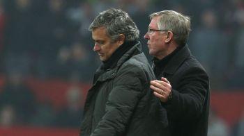 True Story! Disperat, Mourinho l-a chemat pe Ferguson la antrenamentele lui United! E ireal ce a urmat imediat