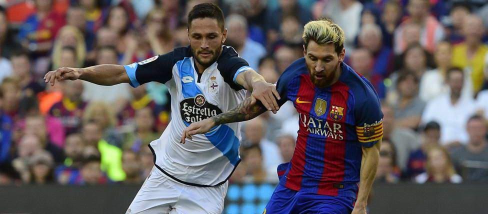 FABULOS! Andone se bate cu Messi pentru premiul de jucatorul lunii in Spania!