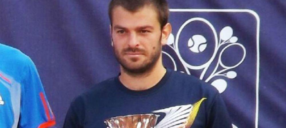 A spus ADIO! Un jucator roman de tenis, suspendat pe viata dupa ce a recunoscut ca a trucat meciuri
