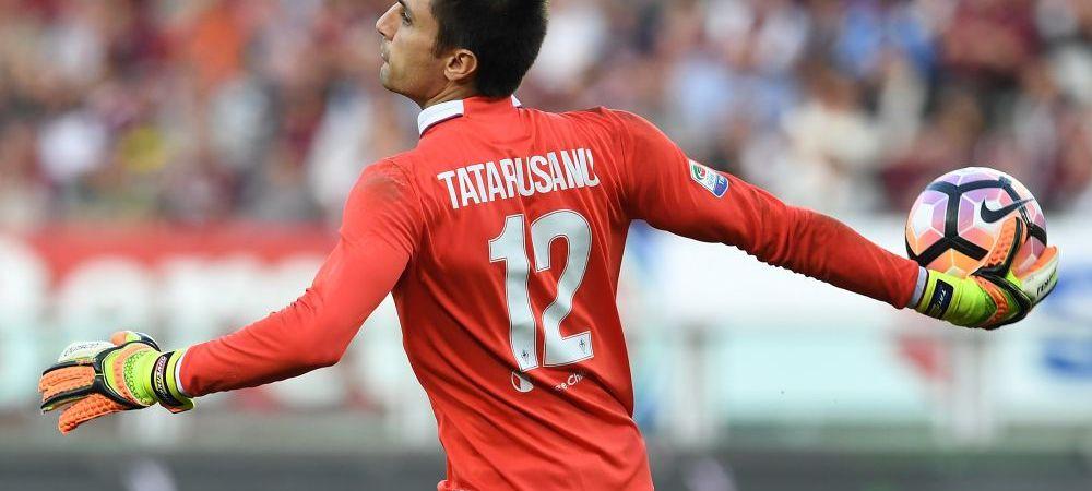 Veste proasta pentru Tatarusanu! Anuntul facut de sefii Fiorentinei