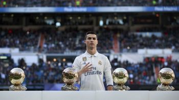 """Trofeul pe care Ronaldo vrea sa-l castige in 2017 pentru prima data in cariera: """"Este un vis pentru mine!"""""""