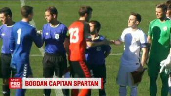 Bogdan, pus din prima capitan! Vatajelu a primit banderola la primul sau meci pentru Sparta Praga