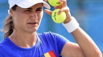 Niculescu a pierdut finala de la Hobart, Olaru a castigat la dublu