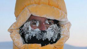 Cel mai friguros loc de pe Pamant. Temperaturile ajung la -71 de grade, iar pasarile ingheata in zbor