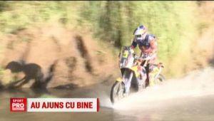 Gyenes si Butuza au terminat cu bine aventura Dakar 2017. A fost sarbatoare la finalul celui mai dificil raliu. VIDEO