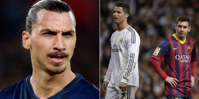 Super RECORD reusit de Zlatan in meciul cu Liverpool! Topul in care Ibra este peste Messi si Ronaldo