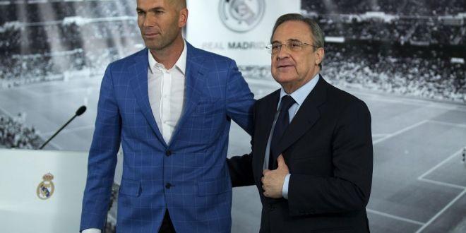 Abia  a treia infrangere pentru Zidane. Cele 3 echipe care l-au invins de cand e antrenor la Real