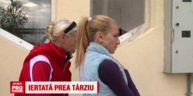 O atleta din Romania traieste drama vietii. A aflat ca a fost interzisa degeaba la Rio! VIDEO
