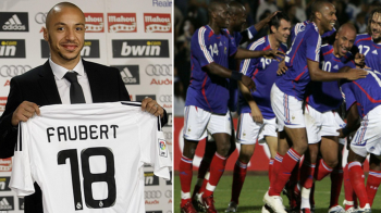 A jucat la Real Madrid, dar putini isi mai amintesc de el. Acum, cariera lui Julien Faubert a atins cel mai scazut nivel