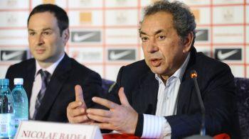 Negoita a pierdut procesul cu Badea! Trebuie sa plateasca 2 milioane de euro sau ramane fara Dinamo