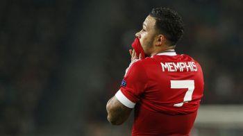 ULTIMA ORA! Mourinho a mai vandut un jucator! Fostul golgheter al Olandei ajunge la Lyon!