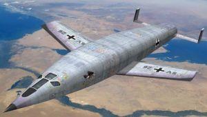 Bombardierul care putea aduce victoria Germaniei in Al Doilea Razboi Mondial: Ajungea oriunde intr-o ora