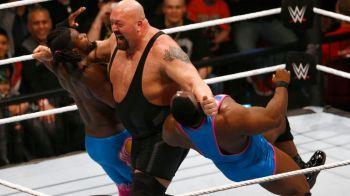 Big Show nu glumeste! Gigantul si-a inlocuit burta uriasa cu un SIX PACK!