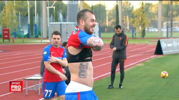 """Exista posibilitatea sa ma intorc"" Atacantul care viseaza la o revenire la Steaua in viitor - VIDEO"