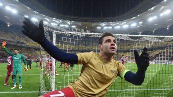 Adi Popa nu s-a intors cu Steaua din cantonament! Mijlocasul a ajuns in Belgia!